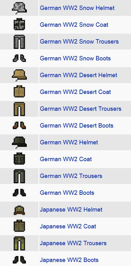 Flan's World War Two Pack Mod Features 12