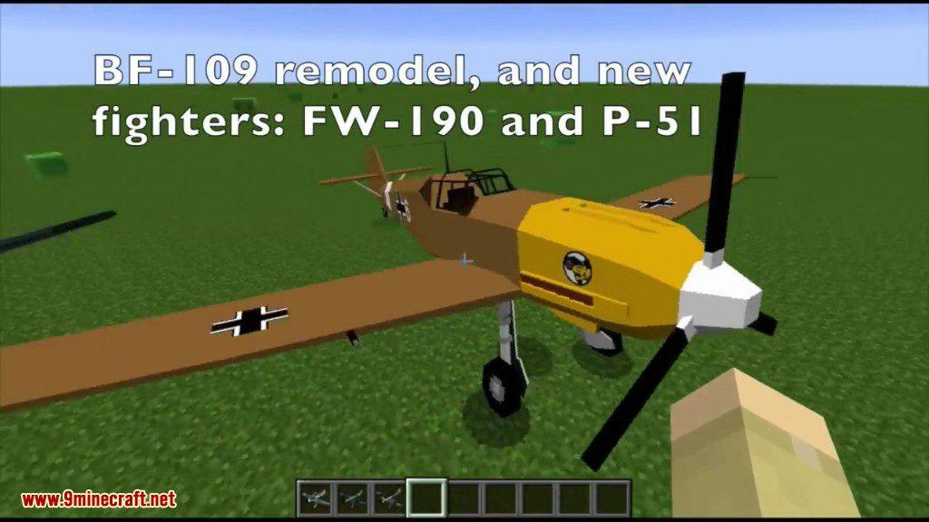 Flan's World War Two Pack Mod Screenshots 1