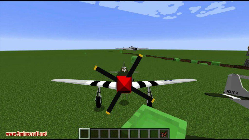Flan's World War Two Pack Mod Screenshots 10