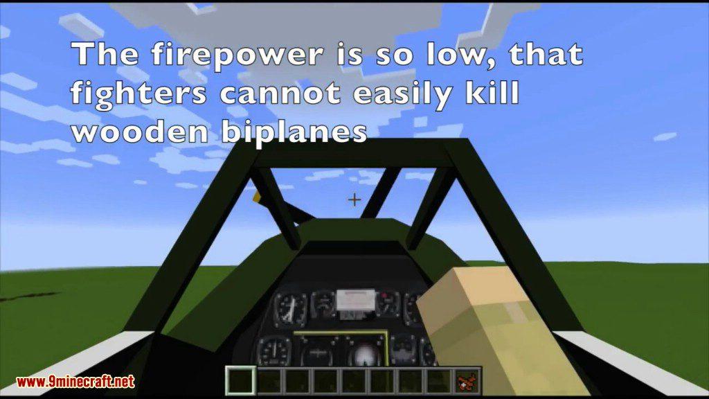 Flan's World War Two Pack Mod Screenshots 14