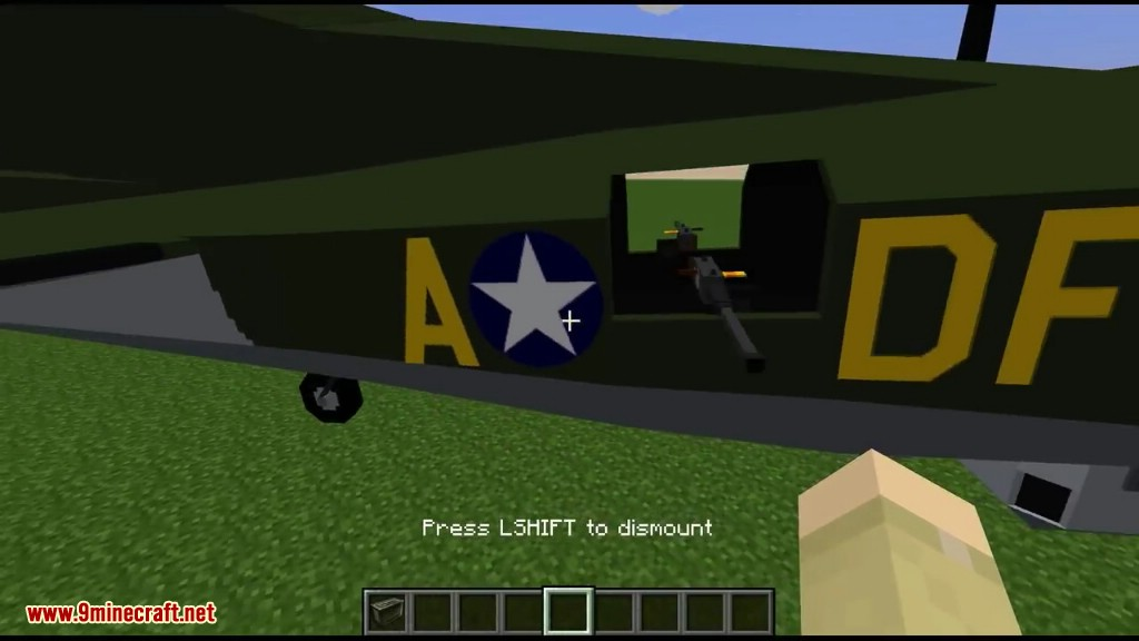 minecraft world of tanks mod 1.7.10