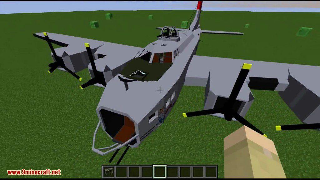 Flan's World War Two Pack Mod Screenshots 17