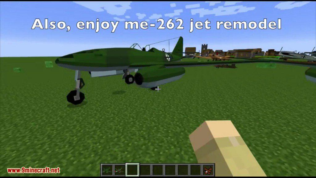 Flan's World War Two Pack Mod Screenshots 23