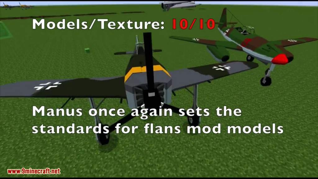 Flan's World War Two Pack Mod Screenshots 27
