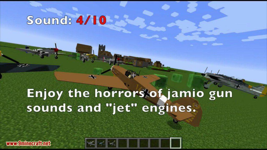 Flan's World War Two Pack Mod Screenshots 28