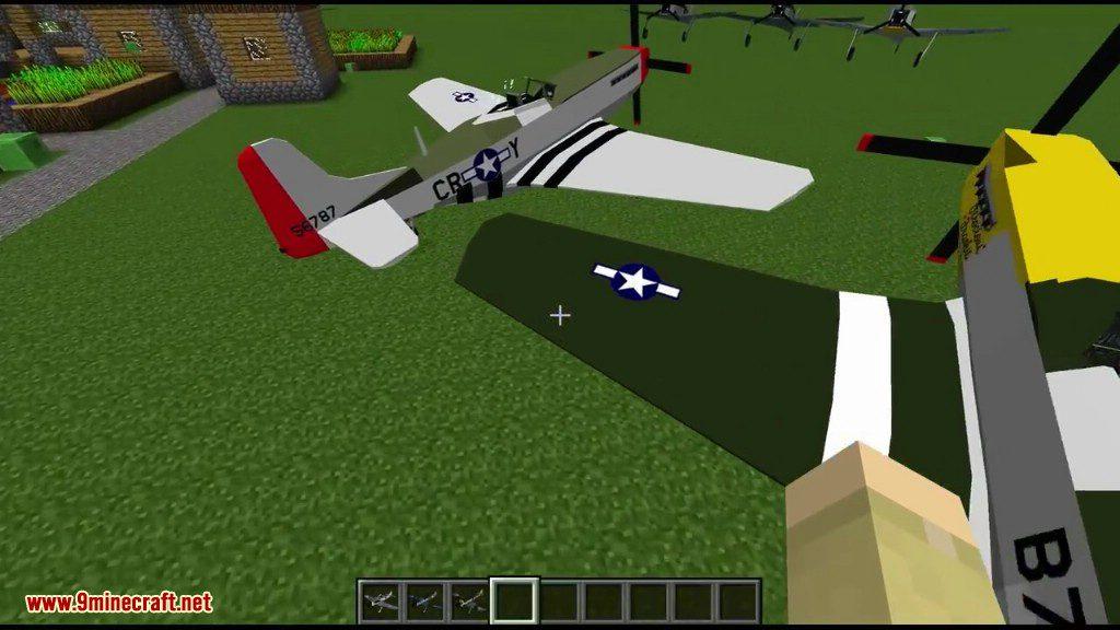 Flan's World War Two Pack Mod Screenshots 3