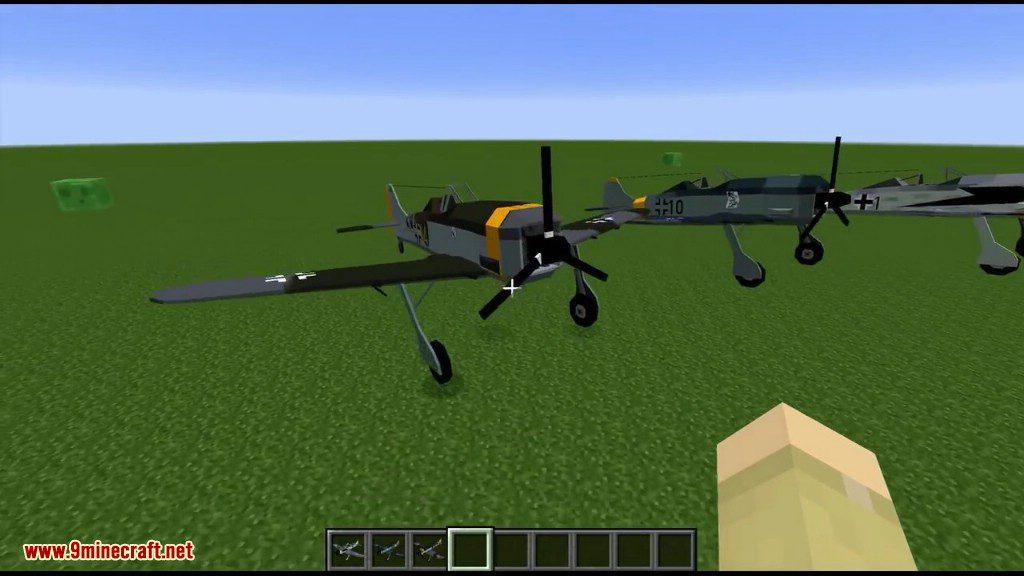 Flan's World War Two Pack Mod Screenshots 4