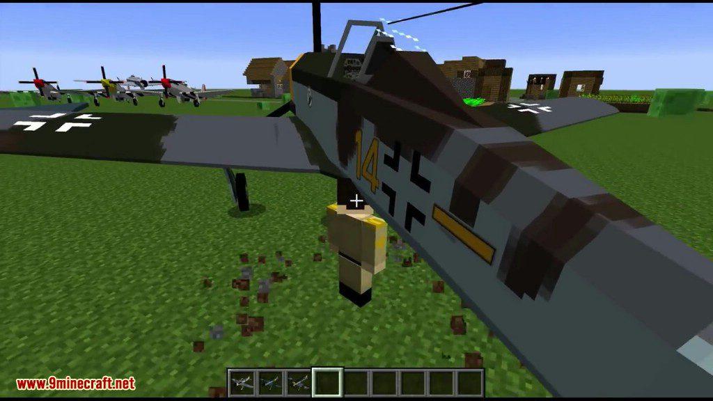 Flan's World War Two Pack Mod Screenshots 6