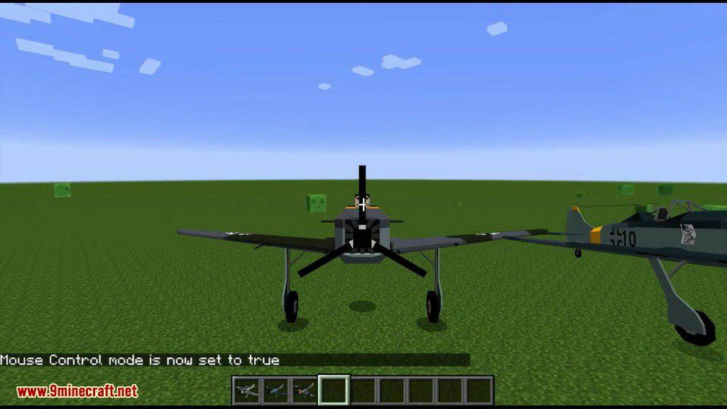Flan's World War Two Pack Mod Screenshots 7
