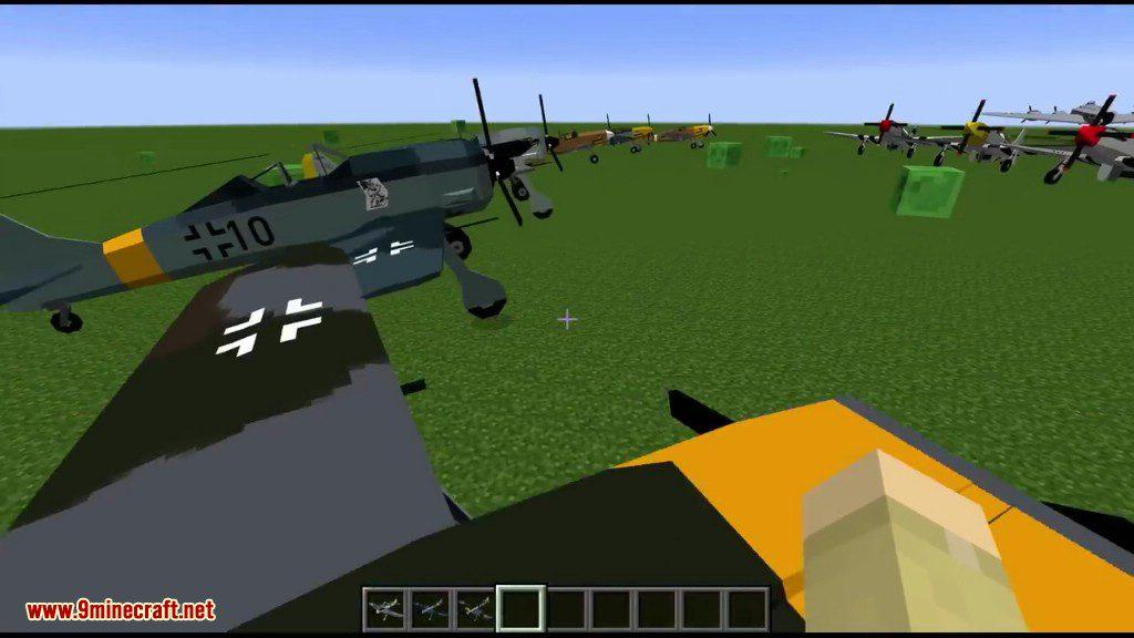Flan's World War Two Pack Mod Screenshots 8
