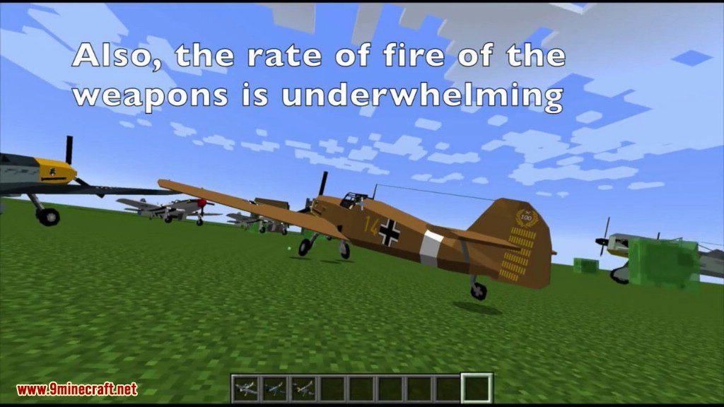 Flan's World War Two Pack Mod Screenshots 9