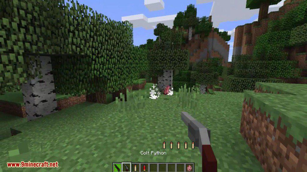 Flan's Zombie Pack Mod Screenshots 11
