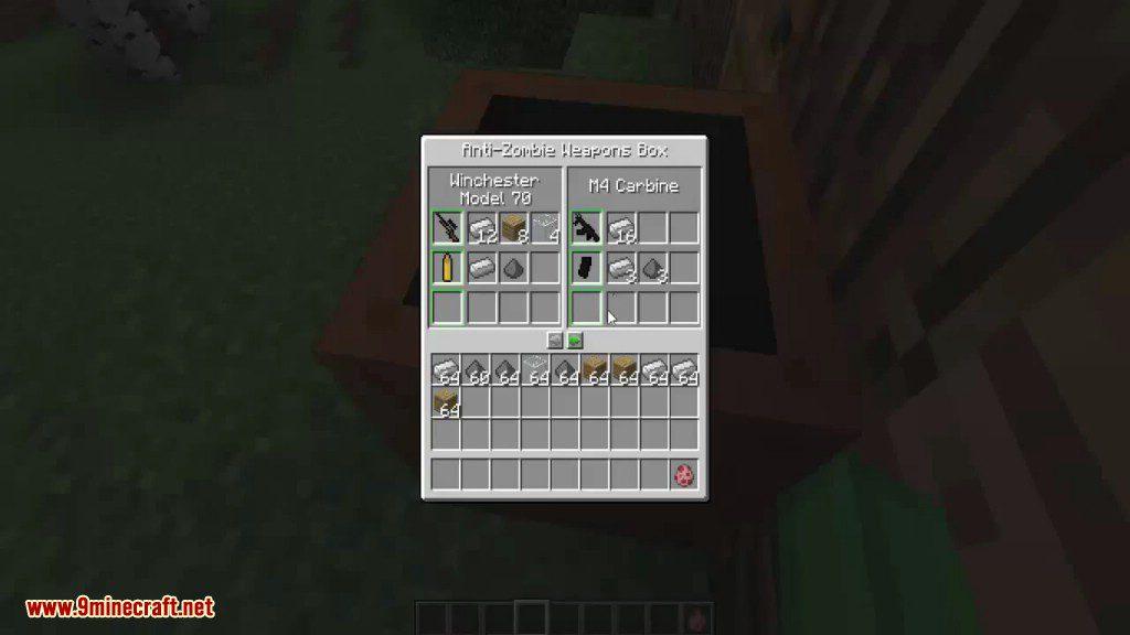 Flan's Zombie Pack Mod Screenshots 2
