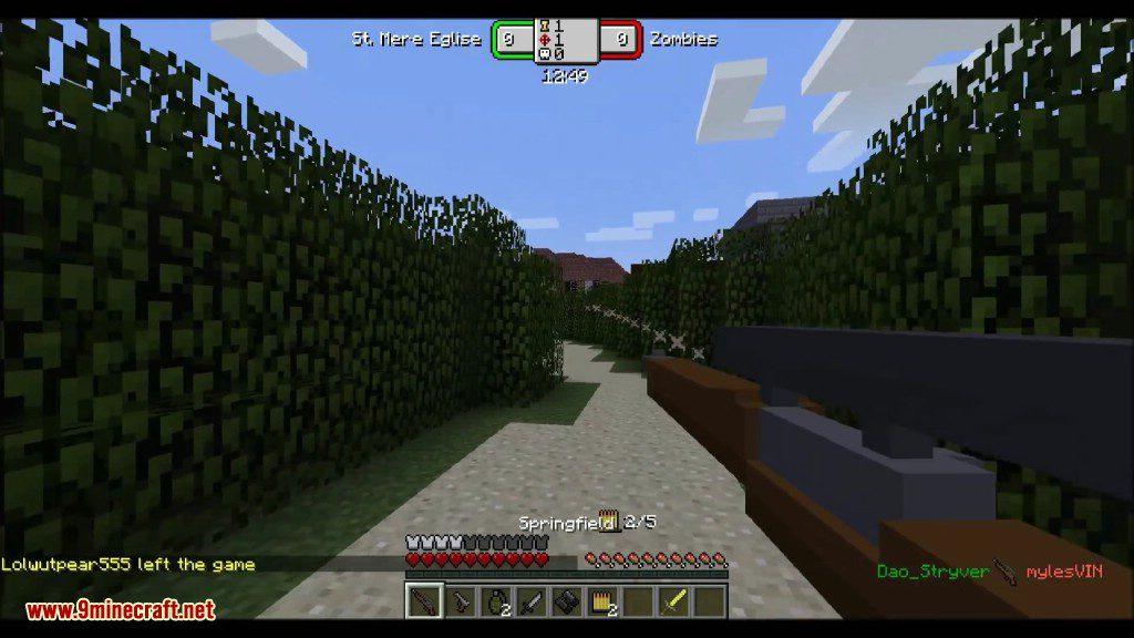 Flan's Zombie Pack Mod Screenshots 20