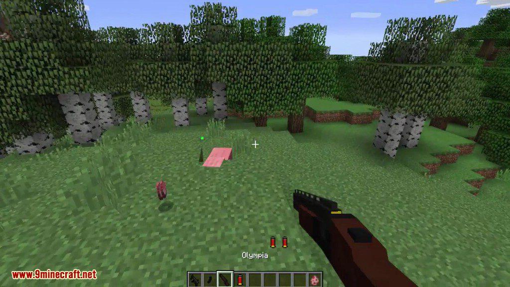 Flan's Zombie Pack Mod Screenshots 7