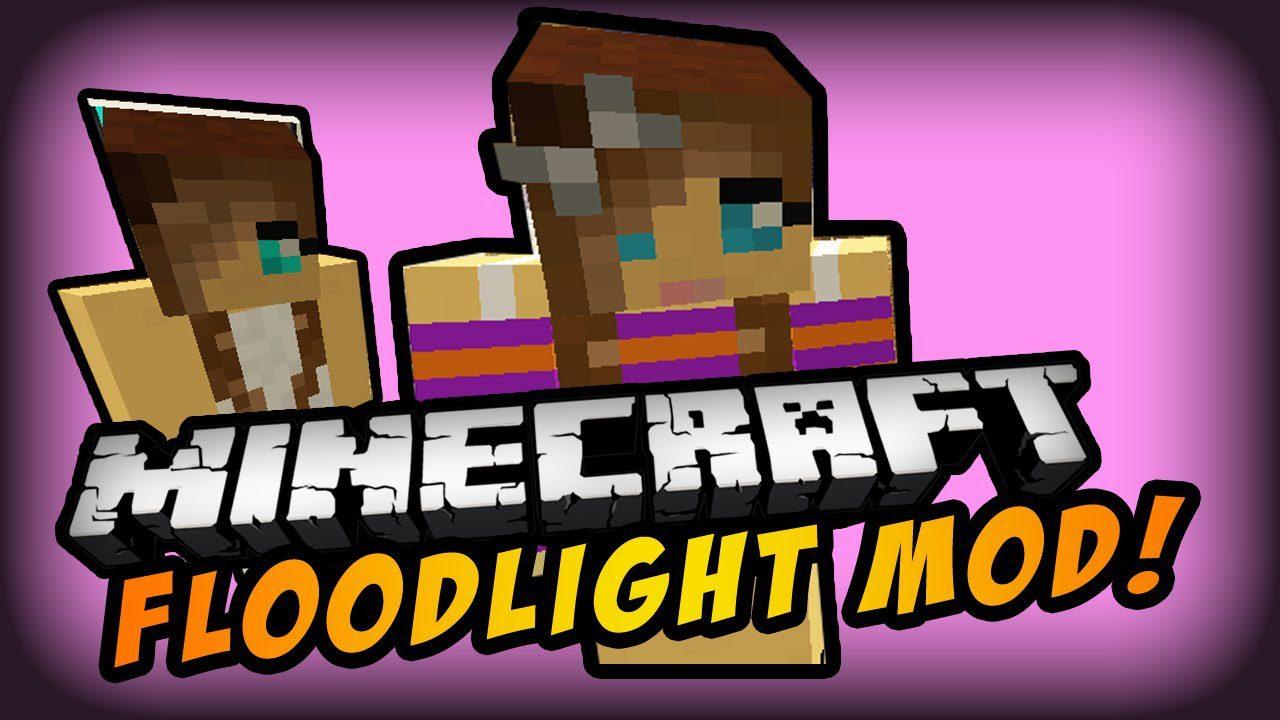 FloodLights Mod