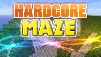 Hardcore MAZE Map