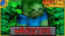 Hardcore Zombie Command Block