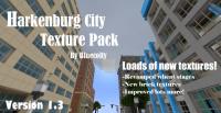 Harkenburg City Resource Pack Logo