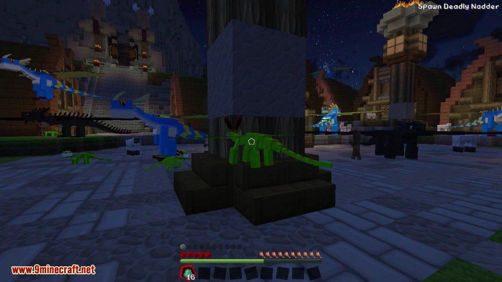 How To Train Your Minecraft Dragon Mod Screenshots 8