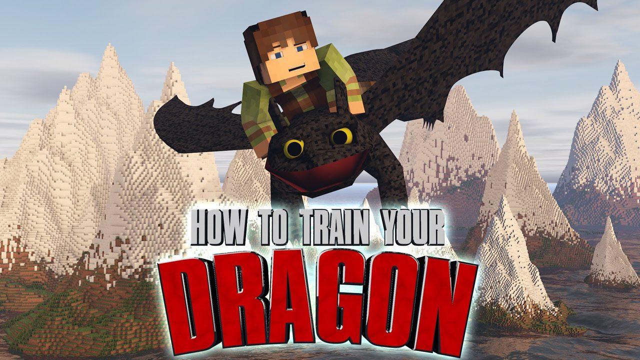 How To Train Your Minecraft Dragon Mod 1 12 2 1 7 10 9minecraft Net