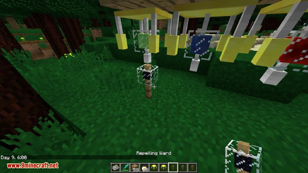 Howling Moon Mod 1.12.2/1.11.2 (Become a Werewolf ...