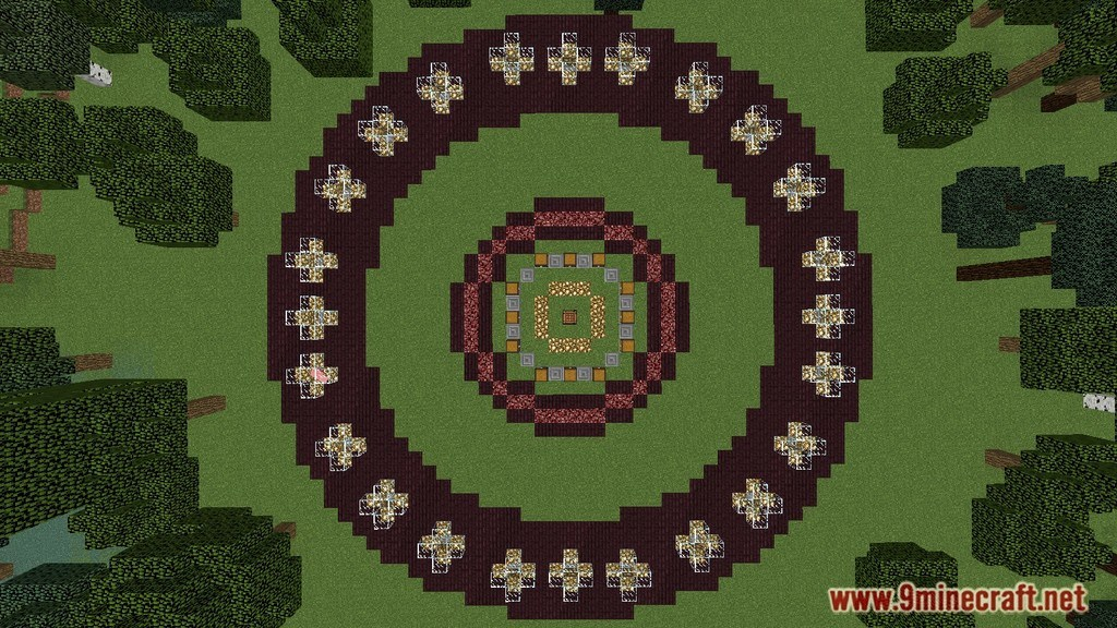 Hunger Games Map 1.12.2/1.11.2 for Minecraft - 9Minecraft.Net