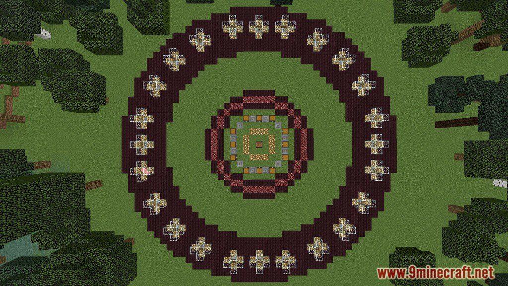 Hunger Games Map Screenshots 1