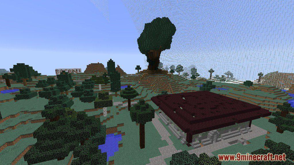 Hunger Games Map Screenshots 4