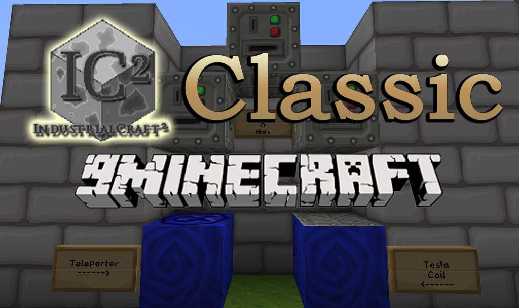 IC2 Classic Mod 1.7.10