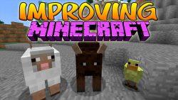 Improving Minecraft Mod