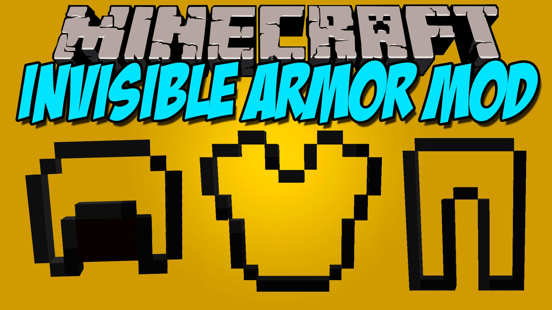 Invisible Armor Mod