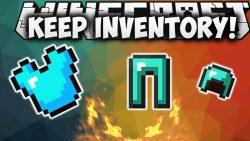 Keeping Inventory Mod