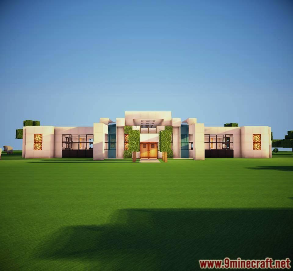 KenyukiCreations' Modern House Map Screenshots 2