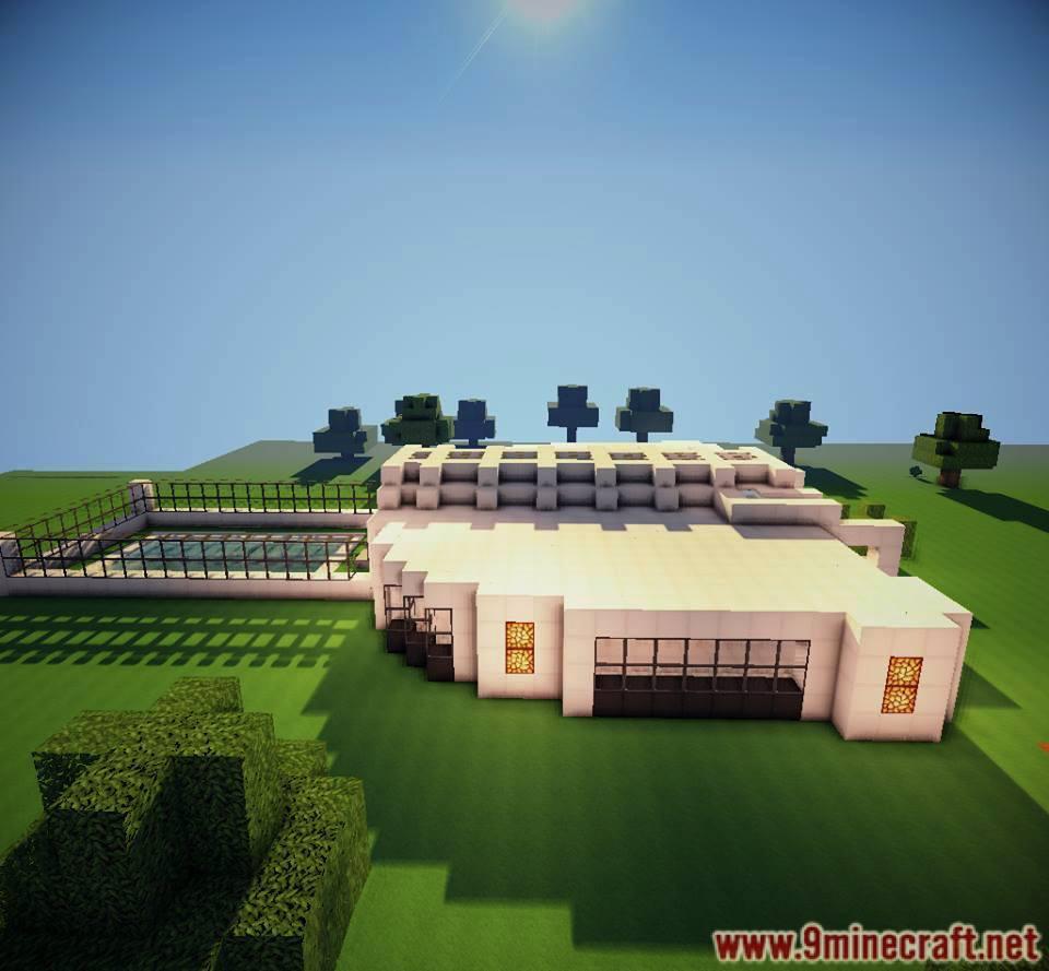KenyukiCreations' Modern House Map Screenshots 5
