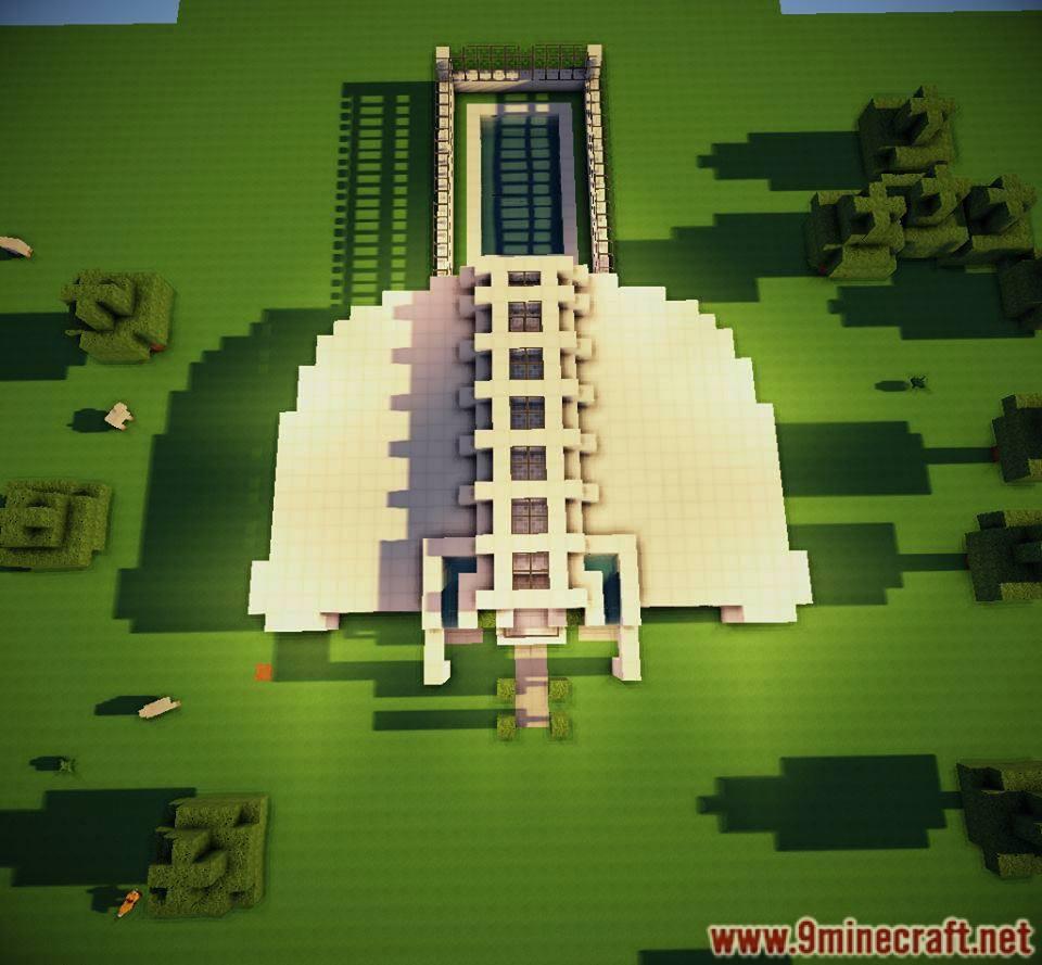 KenyukiCreations' Modern House Map Screenshots 6