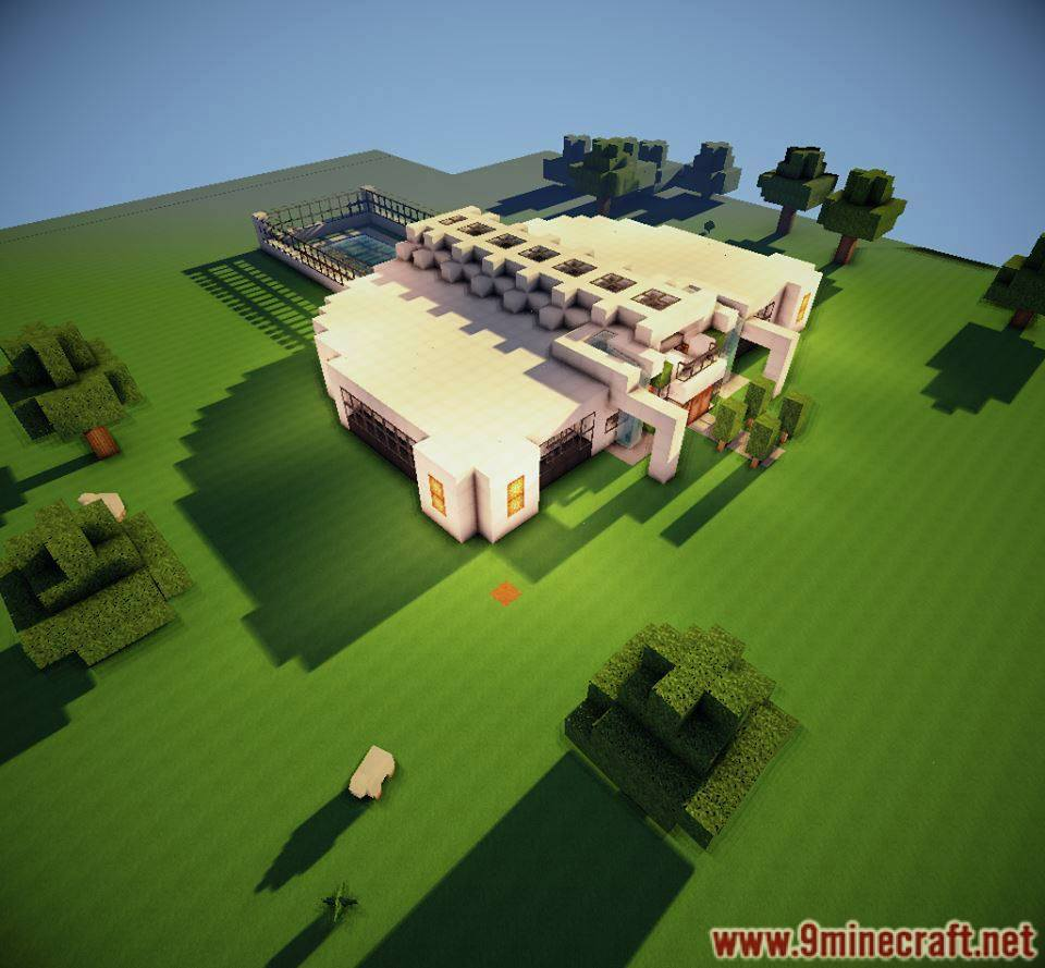 KenyukiCreations' Modern House Map Screenshots 7