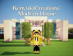 KenyukiCreations' Modern House Map Thumbnail