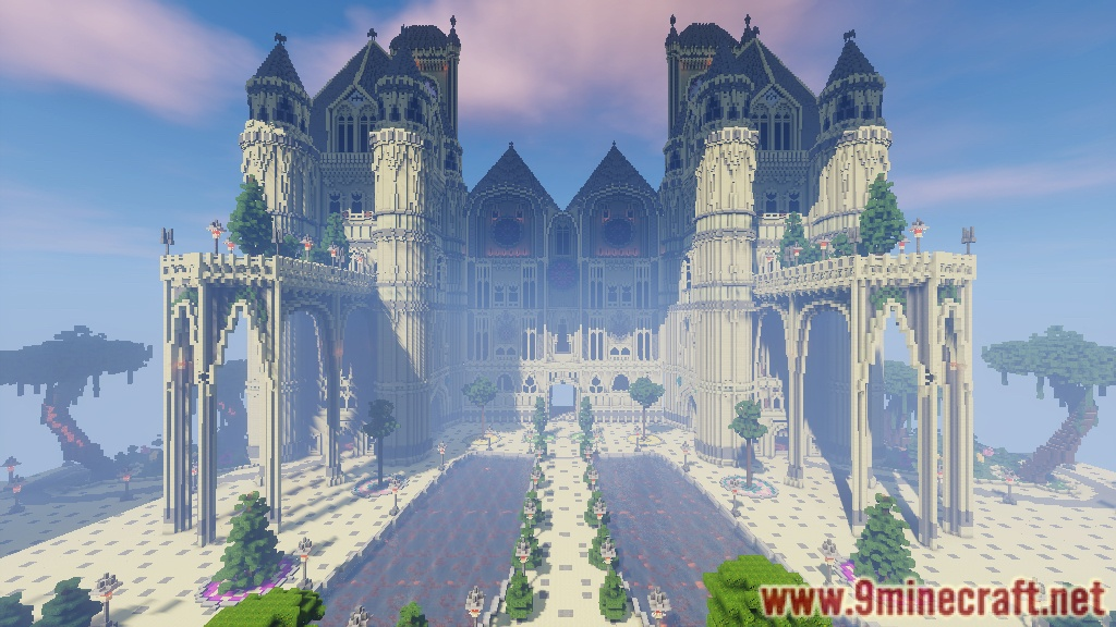 Kings Cathedral Map 1 12 2  1 11 2 For Minecraft