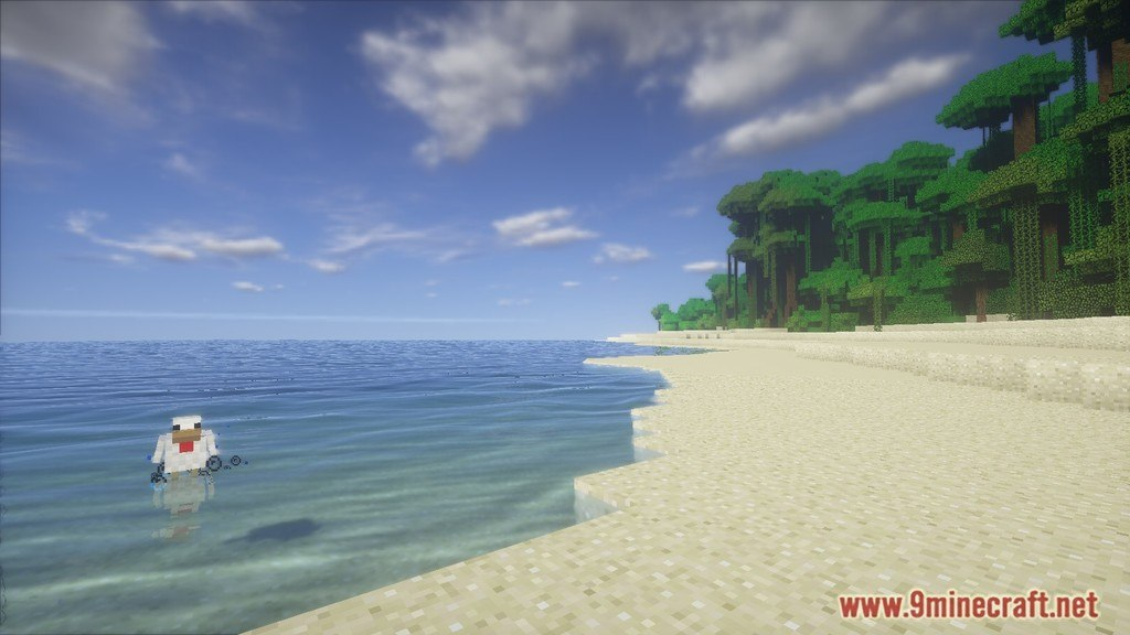 Konghaï Island Map Screenshots 2