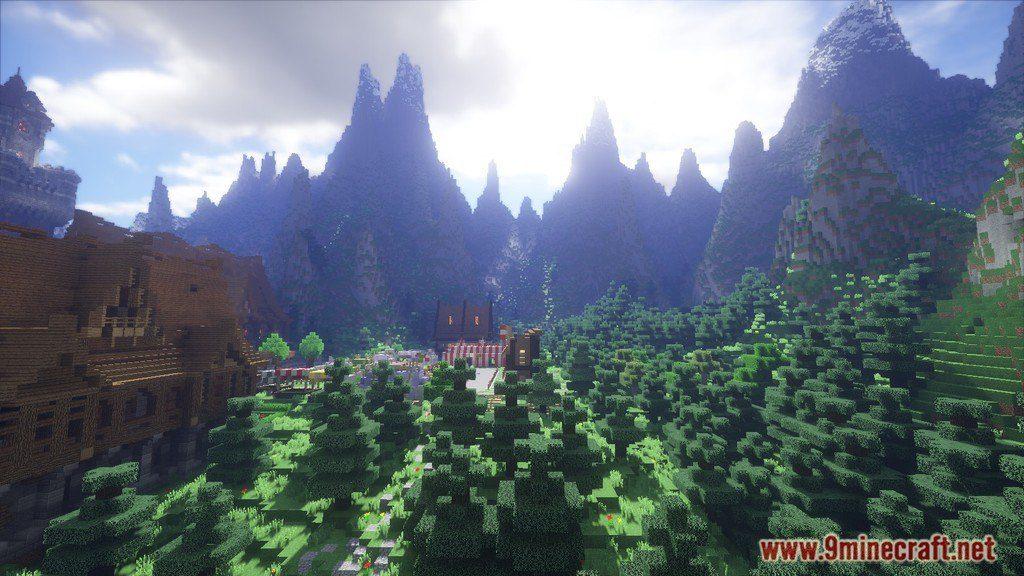 LEM Castle Map Screenshots 3