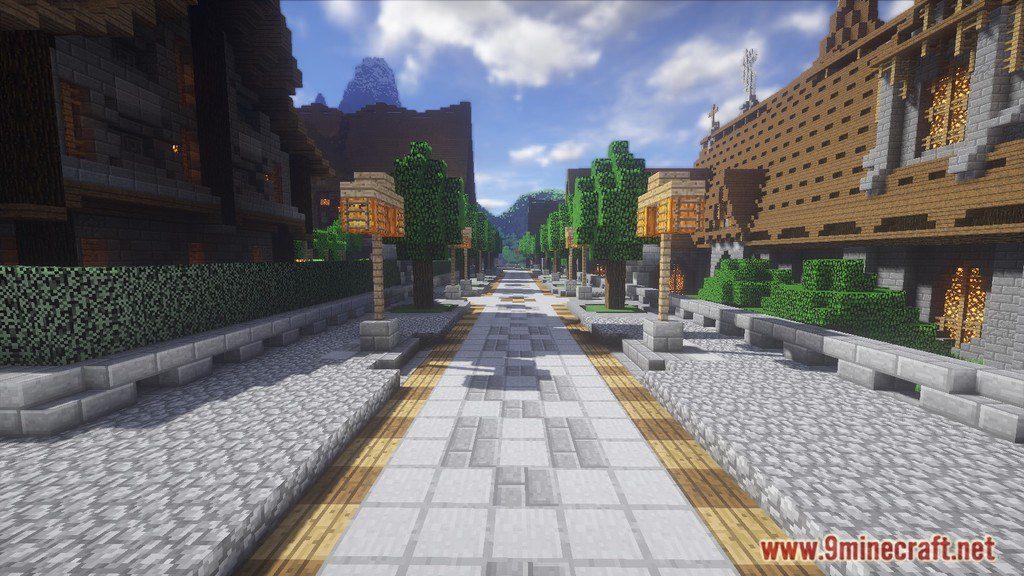 LEM Castle Map Screenshots 5