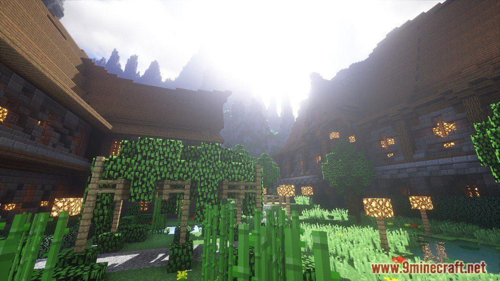 LEM Castle Map Screenshots 6