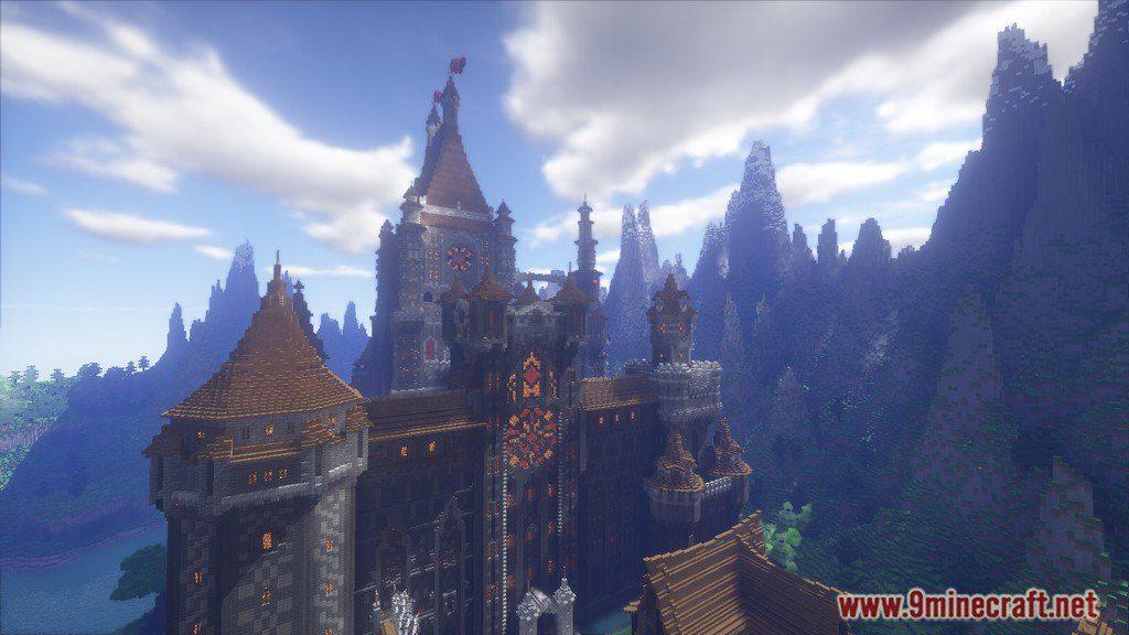 LEM Castle Map Screenshots 7