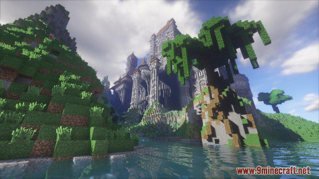 LEM Castle Map Screenshots 8