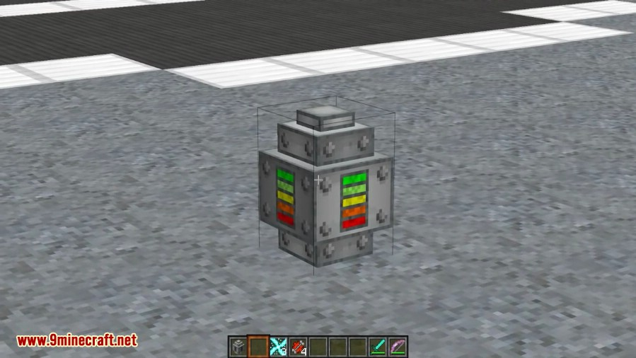 Laser Creeper Robot Dino Riders Mod Screenshots 9