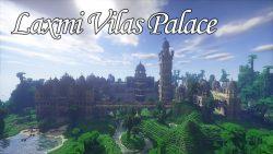 Laxmi Vilas Palace Map Thumbnail