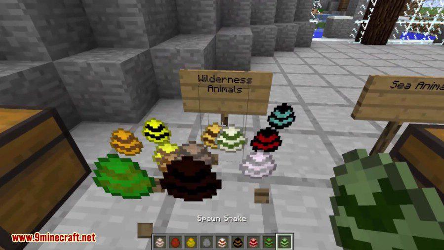 LotsOMobs Mod Screenshots 4