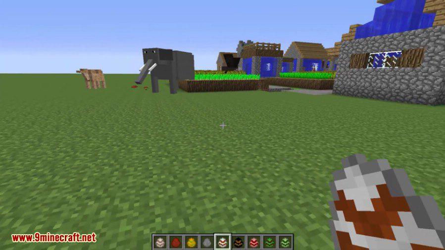 LotsOMobs Mod Screenshots 6