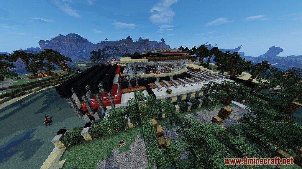 Luxurious Modern House 2 Map Screenshots 3